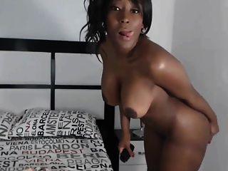 Web cam chica dormitorio danza