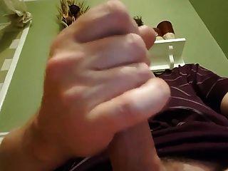 Str8 papá oso golpe su carne