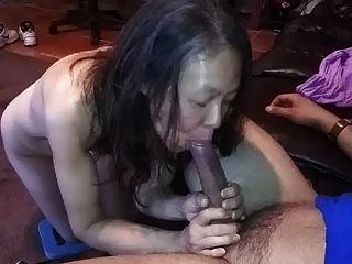 Mujer china medir