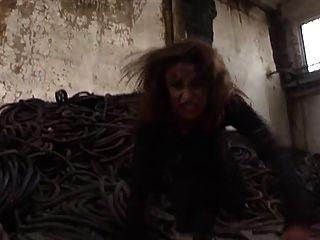 Vampire lust hardcore vídeo porno gótico oiled bailando