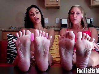Adorar mis pies sexy como un buen chico