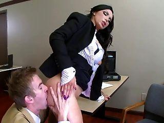 Ms benz gettin su culo lamió sucio