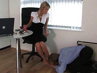Castigado por el jefe