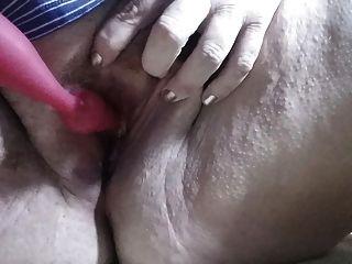 Bbw masturbación con contracciones
