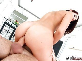 Creampie de sexo anal allinternal de leggy hottie