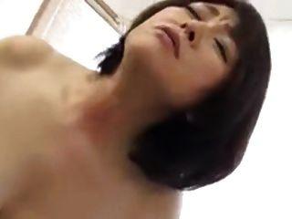 Japonés chubby maduro creampie sayo akagi 51años