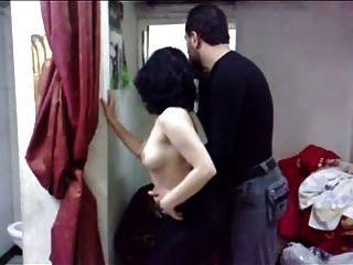 Cpl musulmán arabe hizo video sus momentos encantadores