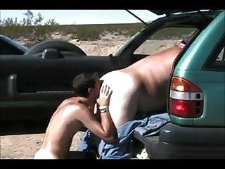 Chub y cazador