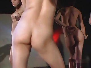 Chicas sexy de japón desnudo caliente gogo grupo de danza