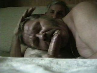 Dos abuelos alemanes chupar n fucking