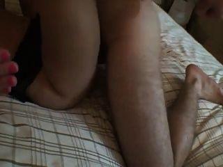 Cucks vista de su esposa follando otro tipo