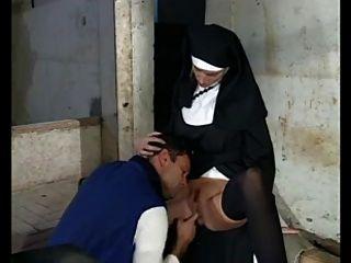 La monja y el pintor