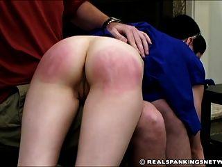 Severo otk hairbrush spanking punishment