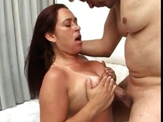 Grueso, milf brasileño, gran culo sexy