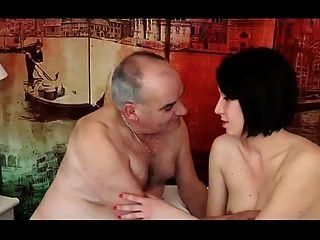 Cindy picardie baise devant son mari