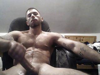 Str8 jerking ver porno