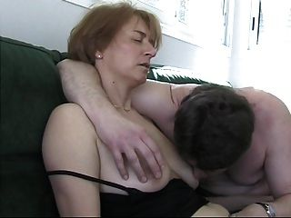 Francés caliente esposa listo para ser follada duro!