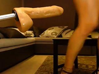 No dejar de anal fuck machine