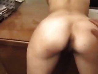 Chica francesa casting anal y vr88 peludo