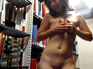 Biblioteca desnuda