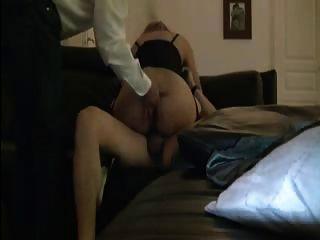 Esposa casada mierda con el amante más joven
