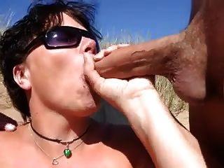 Nude playa doble mamada con dos tratamientos faciales cim