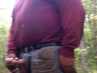 Str8 papi que estas haciendo en el bosque