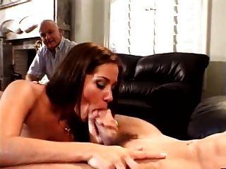Marido ama ver esposa con su amante marroquí