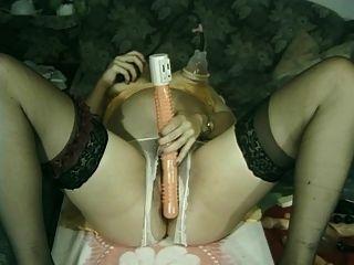 Beatrice francés embarazada fisting