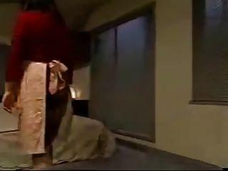 Madre japonesa madura y no hijo hotmoza