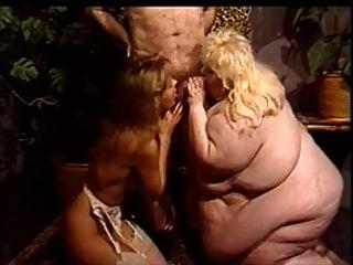 Mujeres gordas y belleza con oldy