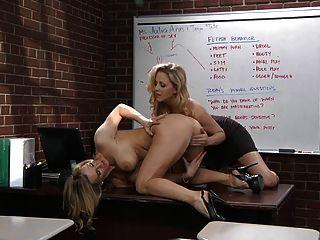 El profesor travieso (lesbiana)