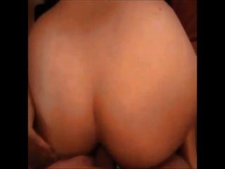 Big butt milf anal casero