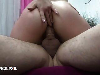 Jolie milf demontee para hijo casting porno