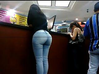 Culo sexy en jeans