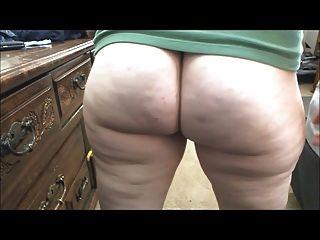 Gran culo desnudo