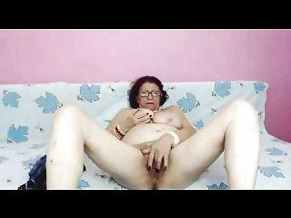 Abuela peluda