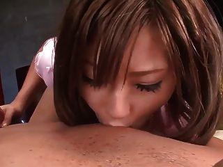 Fellatio deck amante de las mujeres lindas abierto coño