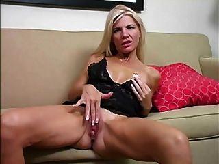 A mamá le gusta masturbarse
