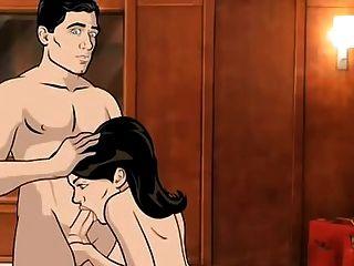 Archer video porno