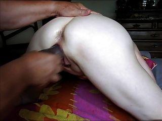 Uso anal para la abuelita