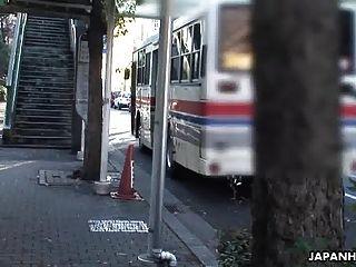 Adolescente asiático se aniquila en el autobús secuestrado