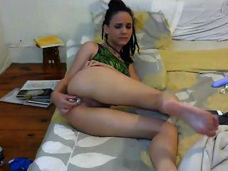 Chica anal linda