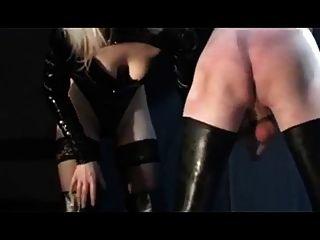Dos amantes alemanas usan esclavo