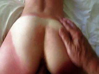 Crema anal madura