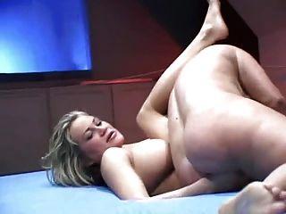 Chubby maduro pelea de sexo