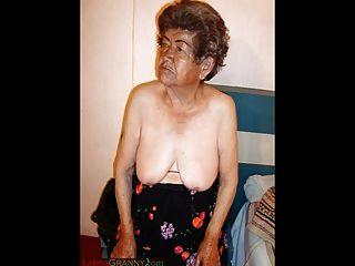 Abuelas calientes de México y su increíble cuerpo desnudo