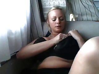 Masturbación alemán tetona y mierda