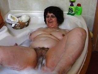 Baño maduro noche