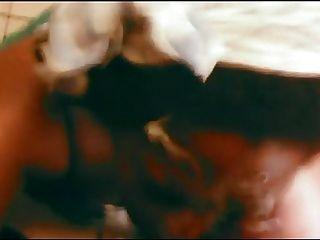 Enorme culo amateur ebano mamada con faciales muy grandes